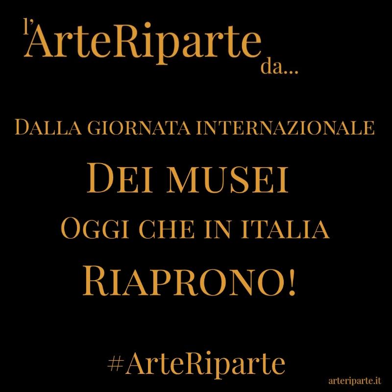 Dalla giornata internazionale Dei musei Oggi che in italia